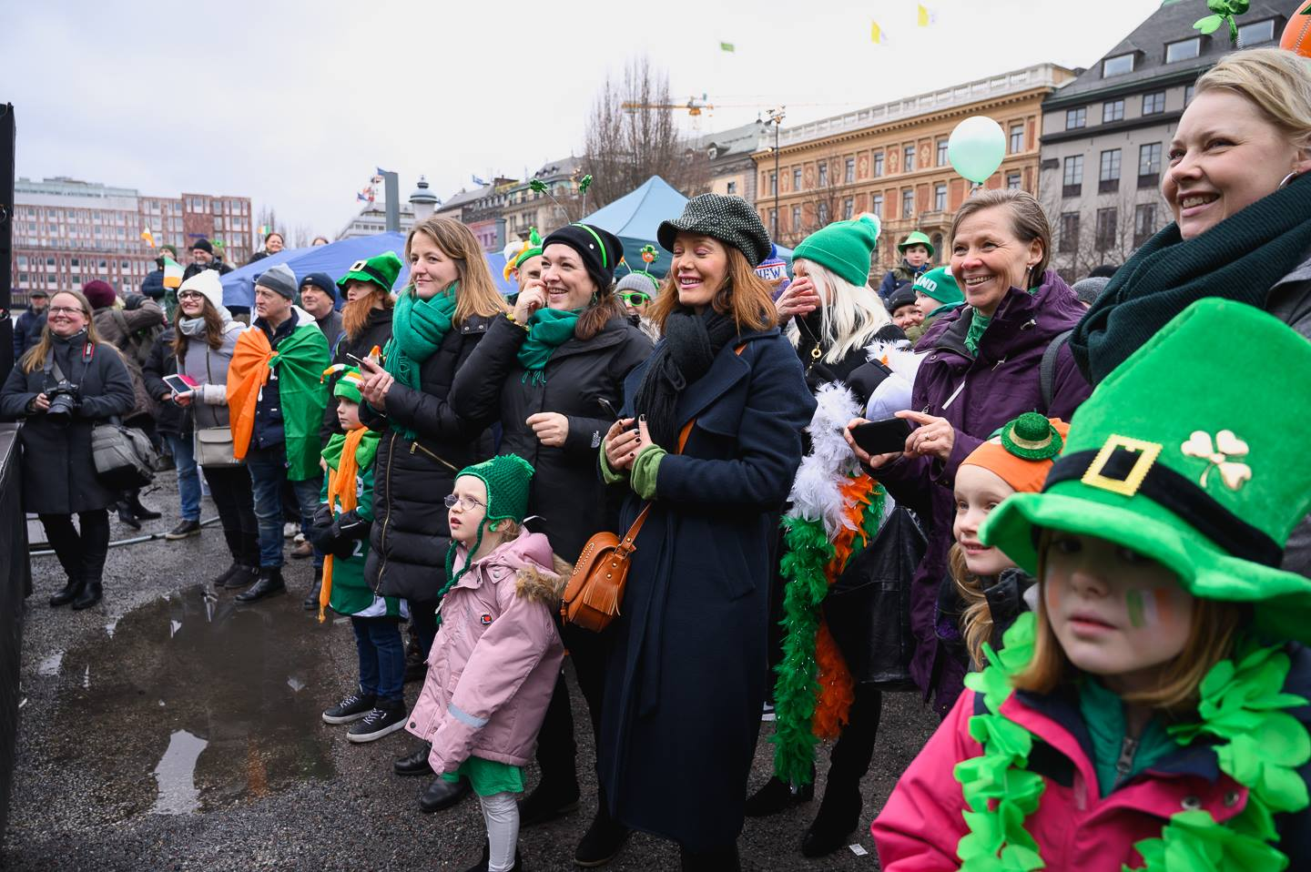 50b6f2cca The 2019 Stockholm parade – Saturday 16th March